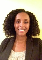A photo of Winta who is one of our Latin tutors in Villa Rica