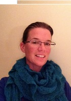 A photo of Christine who is one of our German tutors in Centerville
