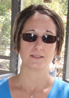 A photo of Michelle who is one of our English tutors in The University of New Mexico
