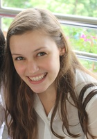 A photo of Brianna who is one of our German tutors in Attleboro