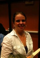 A photo of Lauren who is one of our tutors in Strongsville