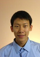 A photo of Kevin who is one of our Elementary Math tutors in Woonsocket