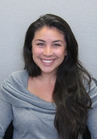 A photo of Kristen who is one of our ACT tutors in Natick