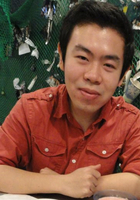 A photo of Ken who is one of our ACT Math tutors in New York