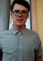 A photo of Zachary who is one of our Math tutors in Carmel Arts & Design District