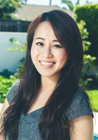 A photo of Hannah who is one of our Mandarin Chinese tutors in Centerville
