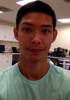 A photo of Youngsoo who is one of our Computer Science tutors in Lewiston