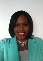 A photo of Destiny who is one of our Writing tutors in Buford