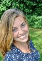 A photo of Kayla who is one of our GRE tutors in Mokena