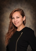 A photo of Monica who is one of our ASPIRE tutors in Houston