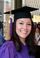 A photo of Adrianna who is one of our tutors in Mason