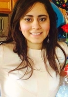 A photo of Norhan who is one of our Organic Chemistry tutors in East Chicago