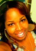 A photo of Shonvettia who is one of our Writing tutors in Monroe