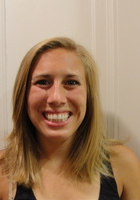 A photo of Katharine who is one of our ISEE tutors in Louisville