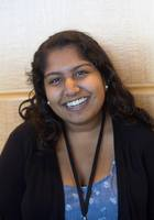 A photo of Rakhi who is one of our Spanish tutors in Georgetown