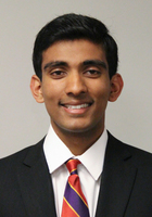 A photo of Aneesh who is one of our HSPT tutors in Bessemer City