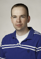 A photo of David, a English tutor in Eastern Michigan University, MI