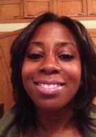 A photo of Adeola who is one of our Phonics tutors in Washington