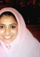 A photo of Fatima who is one of our LSAT tutors in Griffith