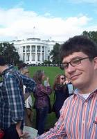 A photo of Daniel who is one of our LSAT tutors in Washington