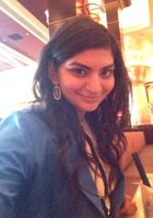 A photo of Bismah who is one of our tutors in Tomball