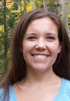 A photo of Elisabeth who is one of our Phonics tutors in Northglenn