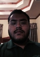 A photo of Ahmad who is one of our Calculus tutors in Murphy