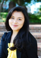 A photo of Diana who is one of our Pre-Calculus tutors in New Bedford