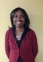 A photo of Dominique who is one of our English tutors in Peachtree City