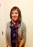 A photo of Susan who is one of our Math tutors in Hobart