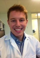 A photo of Michael who is one of our Chemistry tutors in Justice