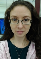A photo of Jessica who is one of our Science tutors in Georgetown