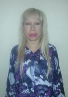 A photo of Maria who is one of our tutors in Nassau County