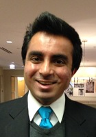 A photo of Ahad who is one of our GMAT tutors in Summit