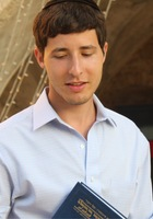 A photo of Moshe who is one of our LSAT tutors in Casstown