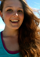 A photo of Leah who is one of our Pre-Calculus tutors in New Bedford