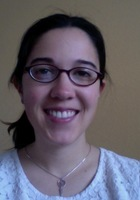 A photo of Adriana who is one of our ISEE tutors in Lafayette