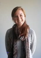 A photo of Katharine who is one of our Algebra tutors in Centerville