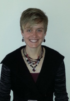 A photo of Casey who is one of our Writing tutors in South Elgin