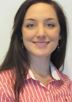 A photo of Kelsey who is one of our Science tutors in Spring