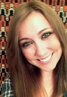 A photo of Erin who is one of our GRE tutors in Gainesville