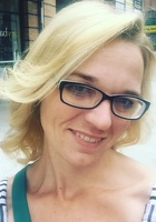 A photo of Amanda who is one of our Writing tutors in Mesquite