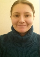A photo of Sara who is one of our Physics tutors in Lafayette