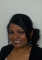 A photo of Hemali who is one of our Pre-Calculus tutors in The Colony