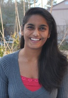 A photo of Nabila who is one of our Pre-Calculus tutors in Mooresville