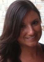 A photo of Jessica who is one of our Phonics tutors in Westerville