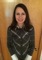 A photo of Stephanie who is one of our Literature tutors in Strongsville