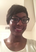 A photo of Idara who is one of our Finance tutors in Gwinnett County