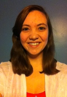 A photo of Megan who is one of our English tutors in Lewisburg