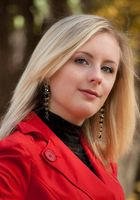 A photo of Daria who is one of our Organic Chemistry tutors in Blue Ridge
